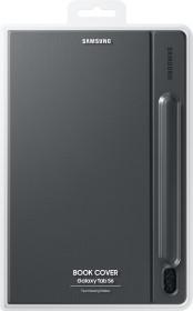 Samsung EF-BT860 Book Cover für Galaxy Tab S6 grau (EF-BT860PJEGWW)