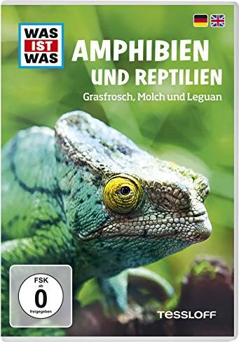 Was ist was - Reptilien und Amphibien -- via Amazon Partnerprogramm