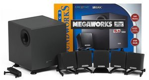 Creative Cambridge Soundworks Megaworks THX 5.1 550 (51000000aa270)