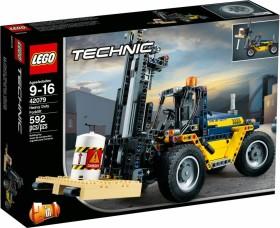 LEGO Technic - Schwerlast-Gabelstapler (42079)