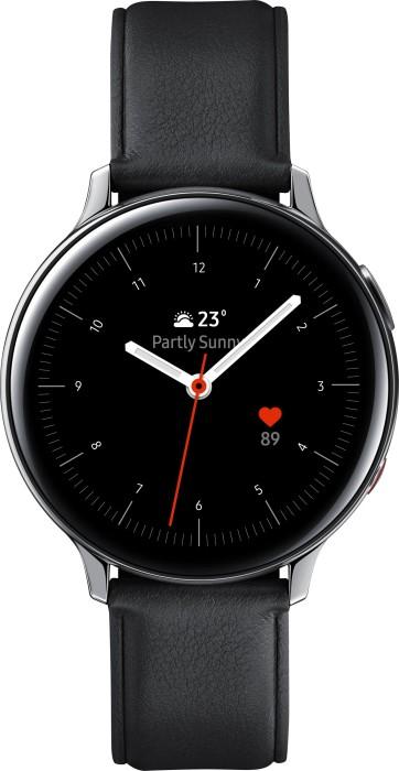 Samsung Galaxy Watch Active 2 LTE R825 Edelstahl 44mm silber