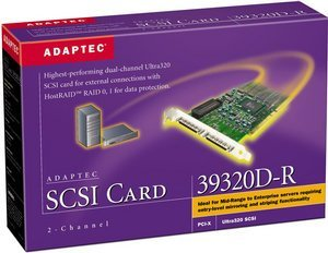 Adaptec 39320D-R retail, PCI-X (2005200)