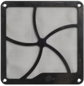 SilverStone FF141B, Staubfilter 140mm quadratisch (SST-FF141B)