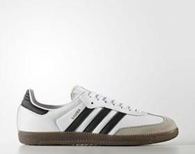 adidas Samba OG footwear whitecore blackclear granite (Herren) (BZ0057) ab € 62,99