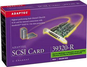 Adaptec 39320-R retail, PCI-X (1978300)