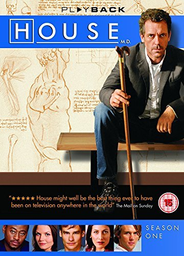 House, M.D. Season 1 (UK) -- via Amazon Partnerprogramm