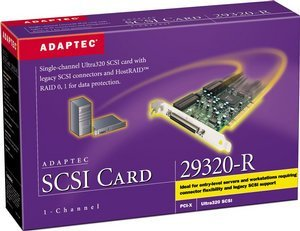 Adaptec 29320-R retail, PCI-X (1978100)