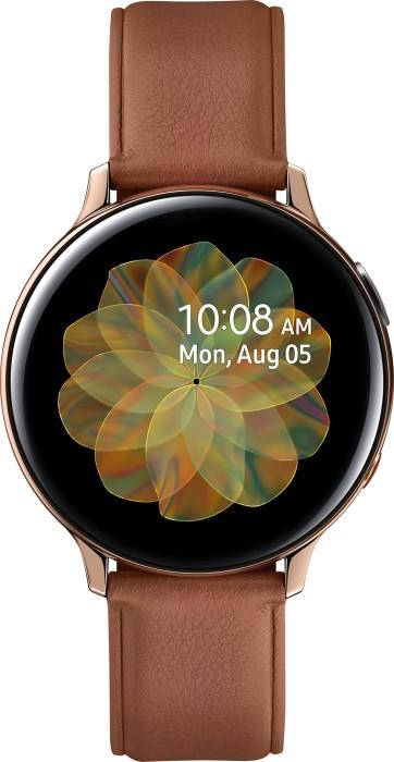 Samsung Galaxy Watch Active 2 LTE R825 Edelstahl 44mm gold