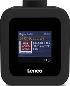 Lenco CR-620 grau