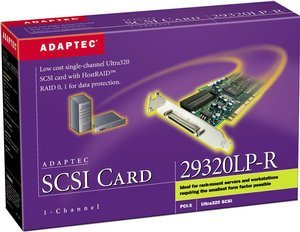 Adaptec 29320LP-R retail, PCI-X (1978500)