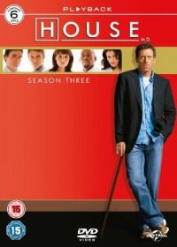 House, M.D. Season 3 (DVD) (UK)