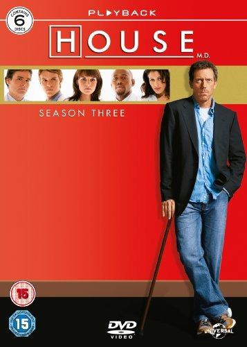 House, M.D. Season 3 (UK) -- via Amazon Partnerprogramm