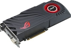 ASUS matrix Radeon HD 5870, matrix 5870/2DIS/2GD5, 2GB GDDR5, DVI, HDMI, DisplayPort (90-C1CP90-S0UAY0BZ)