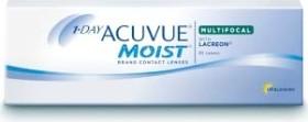 Johnson & Johnson Acuvue Moist 1-Day Multifocal, -7.75 Dioptrien, 30er-Pack
