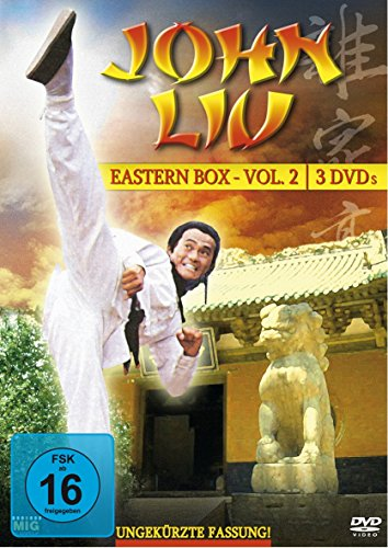 John Liu Eastern Box Vol. 2 -- via Amazon Partnerprogramm