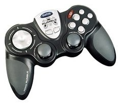 Saitek P2500 Rumble Force Gamepad, USB (PC)