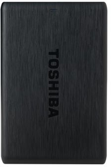 Toshiba Canvio Plus 1TB, USB 3.0 Micro-B (HDTP110EK3AA)