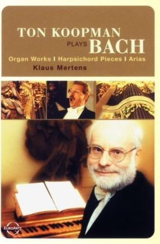 Ton Koopman plays Bach -- via Amazon Partnerprogramm