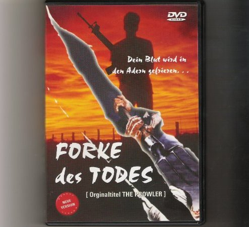 The Prowler - Die Forke des Todes -- via Amazon Partnerprogramm