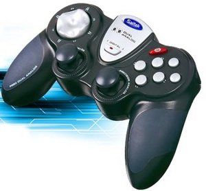 Saitek P880 Dual Analog Gamepad, USB (PC) (102330)