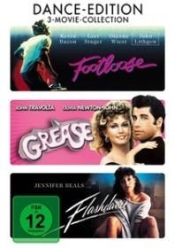 Footloose/Grease/Flashdance (DVD)