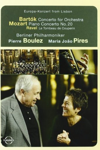 Die Berliner Philharmoniker - Europakonzert 2003 -- via Amazon Partnerprogramm