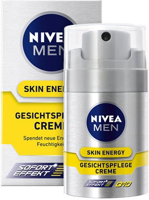 Nivea For Men Skin Energy Gesichtscreme  50ml