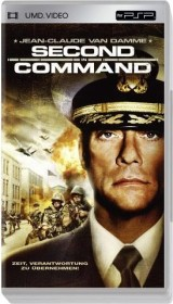 Second in Command (UMD movie) (PSP)