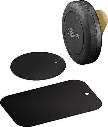 Wentronic Universal Magnethalterung schwarz (62089) -- via Amazon Partnerprogramm