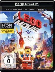 The LEGO Movie (4K Ultra HD)