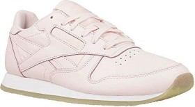 Reebok Classic Leather Crepe neutral Pop porcelain pink/white (ladies) (AR0985)