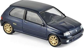Generation 3 Türer Blau 1990-1998 1//43 Norev Modell.. Renault Clio Williams I 1