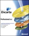 Microsoft: Encarta encyklopedia Professional 2002 DVD (niemiecki) (PC) (844-00286)