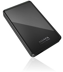 ADATA Nobility NH01 black 320GB, USB 3.0 (ANH01-320GU3-CBK)