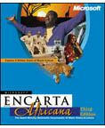 Microsoft: Encarta Africana - Third Edition (English) (PC) (B02-00091)