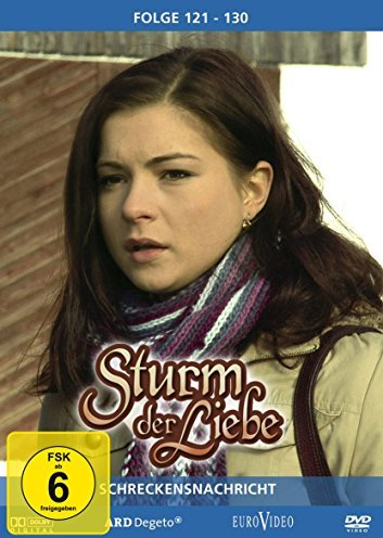 Sturm der Liebe Staffel 13 (Folgen 121-130) -- via Amazon Partnerprogramm