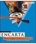 Microsoft Encarta World Dictionary 2001 (English) (PC) (B88-00029)