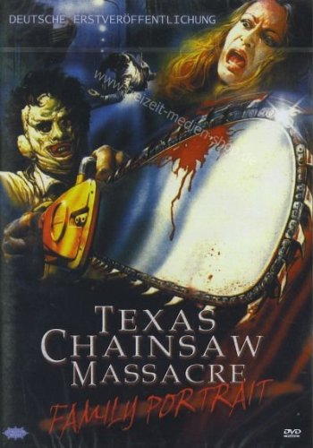 The Texas Chainsaw Massacre: A Family Portrait -- via Amazon Partnerprogramm