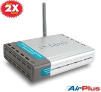 D-Link AirPlus DWL-900AP+ Access Point, 22Mbps