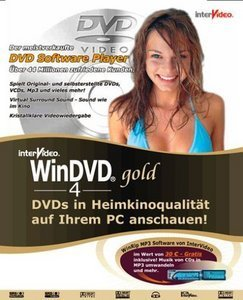 Intervideo: WinDVD złoto 4.x (PC)