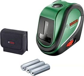 Bosch DIY UniversalLevel 2 cross laser incl. bag (0603663800)