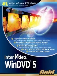 Intervideo: WinDVD złoto 5.x (PC)