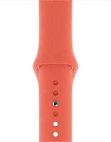 Apple Sportarmband S/M und M/L für Apple Watch 40mm Clementine (MWUT2ZM/A)