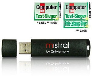 CnMemory Mistral UHS  16GB, USB 2.0 (85461)