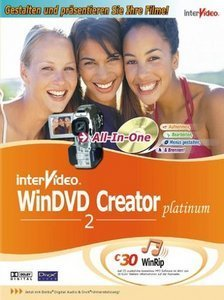 Intervideo: WinDVD Creator Platinum 2.0 (PC)