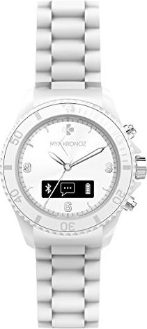 MyKronoz ZeClock weiß -- via Amazon Partnerprogramm