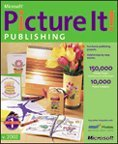Microsoft: Picture It Publishing 2002 E25-00037 (PC)
