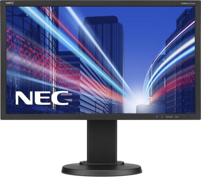 """NEC MultiSync E224Wi black, 21.5"""" (60003584)"""