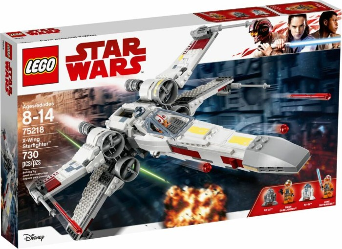 Lego Star Wars Episoden I Vi X Wing Starfighter Ab 7347 2019