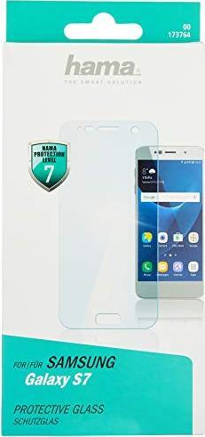 Hama Displayschutzglas für Samsung Galaxy S7 (173764) -- via Amazon Partnerprogramm